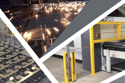Découpes laser : Votre spécialiste métallurgie Arcom- Secteur Lannion