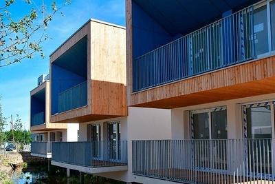Livraison pour le groupe LAMOTTE de la résidence VILLA PARAISO - St Herblain (44 - Loire Atlantique)