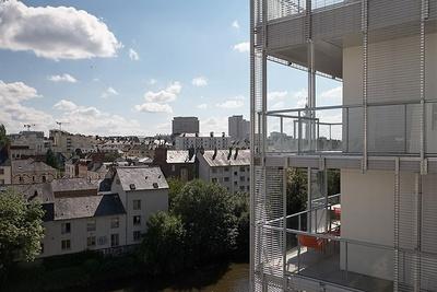 Livraison de la Résidence Quai Cristal pour Bouygues - Rennes (35)