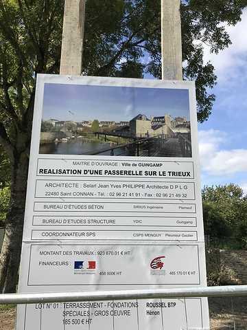 ARCOM : nouvelle passerelle sur le Trieux à Guingamp img0857