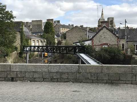 ARCOM : nouvelle passerelle sur le Trieux à Guingamp img0841