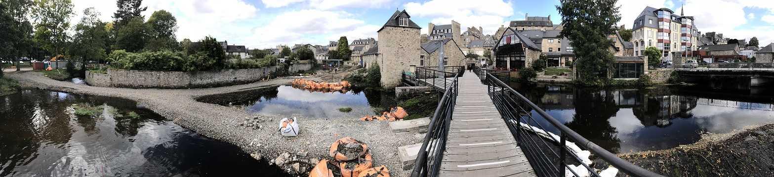 ARCOM : nouvelle passerelle sur le Trieux à Guingamp img0848