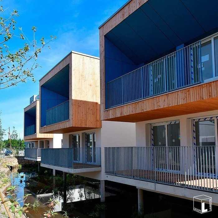 Livraison pour le groupe LAMOTTE de la résidence VILLA PARAISO - St Herblain (44 - Loire Atlantique) 0