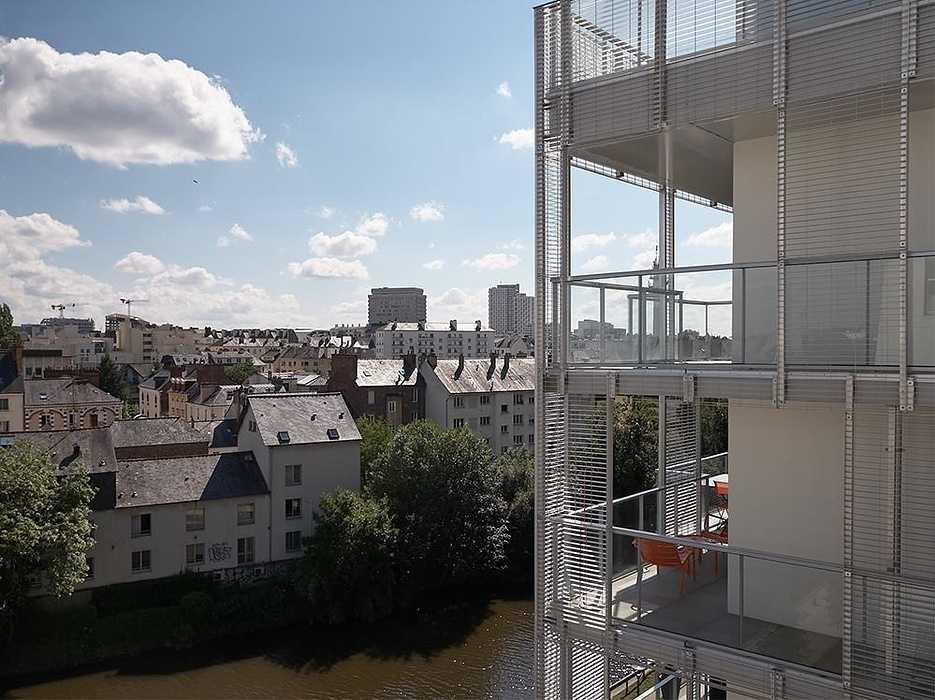 Livraison de la Résidence Quai Cristal pour Bouygues - Rennes (35) 0