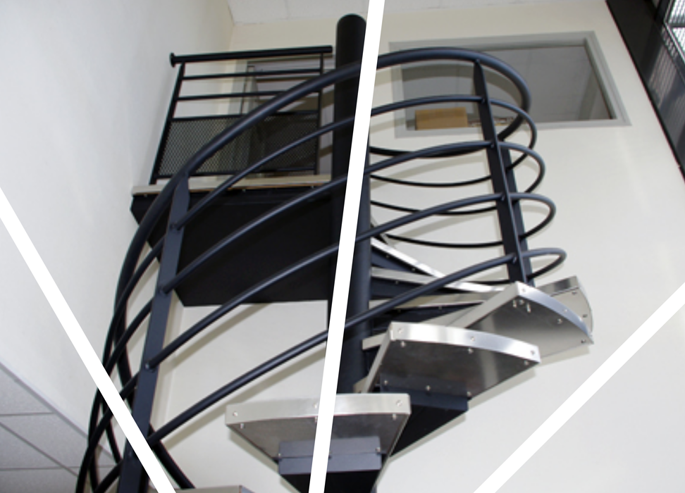Réalisation d''escaliers et garde-corps 0