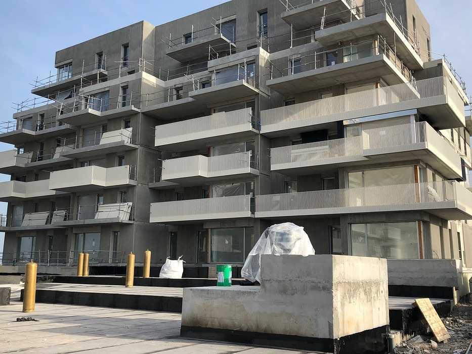 Montage garde-corps - résidence Cesson Sévigné (35) Groupe Launay img6493