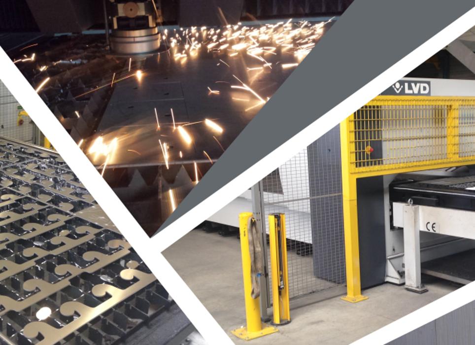 Découpes laser : Votre spécialiste métallurgie Arcom- Secteur Lannion 0