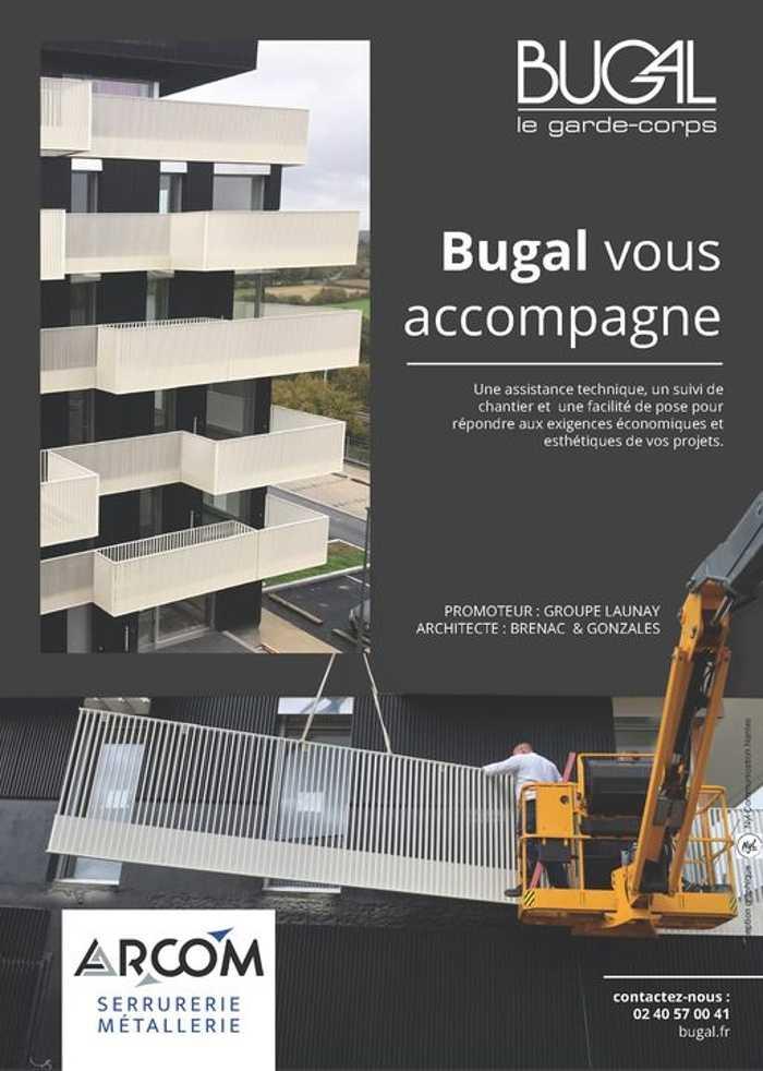 ARCOM & BUGAL partenaires sur l''opération INKY 0