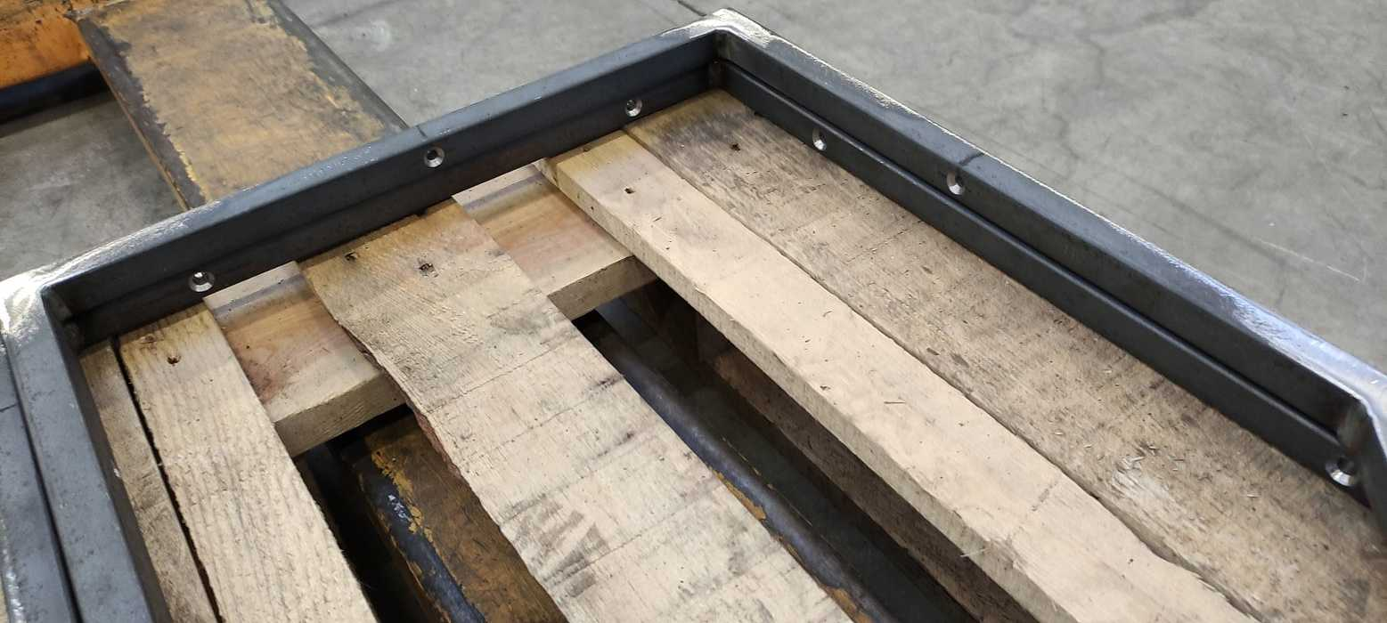 Fabrication cloison vitréetype verrière atelier a3